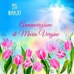 Annunciazione di Maria Vergine:2