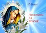 Annunciazione di Maria Vergine:9