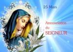 Annonciation du Seigneur:9