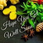 Get well soon:2