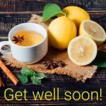 Get well soon:8