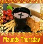 Maundy Thursday:3