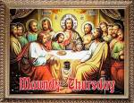 Maundy Thursday:6