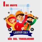 Día del Trabajador:18