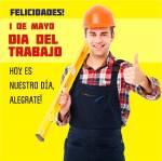 Día del Trabajador:22