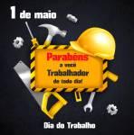 Dia do Trabalhador (1 de maio):1