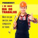 Dia do Trabalhador (1 de maio):4