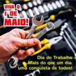 Dia do Trabalhador (1 de maio):5