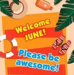 June:1