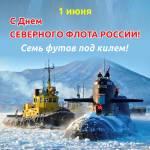 День Северного флота России:0