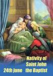 Nativity of John the Baptist:1