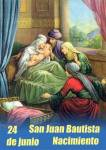 Natividad de San Juan Bautista:1