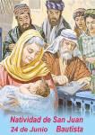 Natividad de San Juan Bautista:3