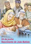 Nascimento de João Batista:3