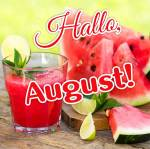 August:1